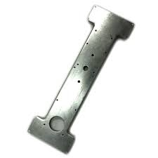 garage door reinforcement bracketThe Wayne Dalton 261964 lock stile reinforcement plate is for 9100