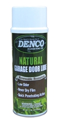 Natural Garage Door Spray Lubricant