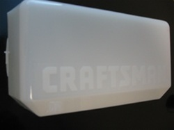 Sears Craftsman 108d46 Light Cover