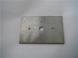 The Wayne Dalton 128564 Lock Reinforcement Plate Is For