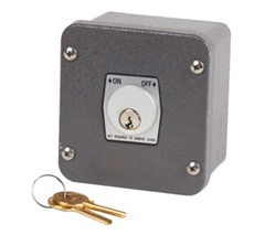 1kxl Two Position Commercial Door Lockout Station