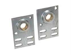 3 3 8 Quot Residential Flat Garage Door End Bearing Bracket
