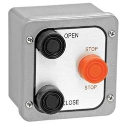 3bx Exterior Metal Push Button Surface Mount Control Station
