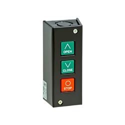 Commercial Garage Door Opener Pbs 3 Three Button Station